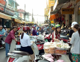 Ngày vía Thần Tài: Tiệm vàng không quá đông, vịt quay lại hút khách
