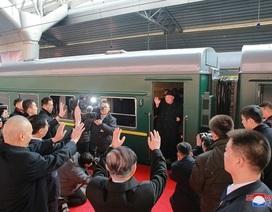 Các phương tiện ông Kim Jong-un từng sử dụng trong các chuyến công du