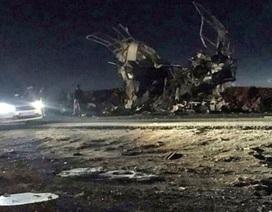 Đánh bom liều chết nhằm vào Vệ binh cách mạng Iran, 27 binh sĩ thiệt mạng
