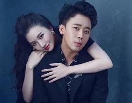 Vợ chồng Trấn Thành – Hari Won tung bộ ảnh tình tứ ngày Valentine