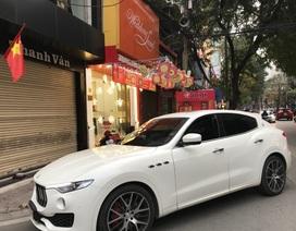Đại gia đi siêu xe Maserati 7 tỷ đồng mua bao nhiêu vàng cầu may?