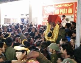 Sẽ phát 10.000 lá ấn tại lễ hội Đền Trần