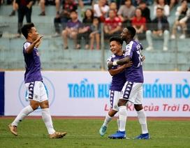 """Hà Nội FC di chuyển """"hành xác"""" sang Trung Quốc đấu Shandong Luneng"""
