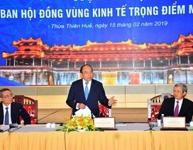 Thủ tướng: Liên kết phát triển vùng để thúc đẩy kinh tế