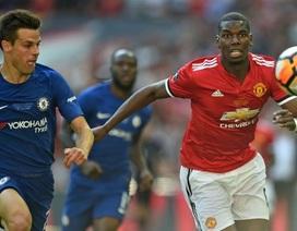Vòng 1/8 FA Cup: Tâm điểm trận cầu Chelsea gặp Man Utd