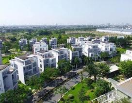 Lượng tiêu thụ nhà phố, biệt thự bất ngờ giảm mạnh