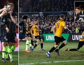 Đại thắng đối thủ hạng tư, Man City vào tứ kết League