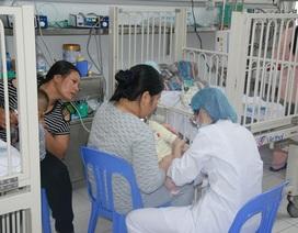 Xuất hiện bệnh nhi biến chứng viêm não sau mắc cúm
