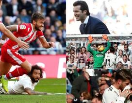 """Thua sốc trước """"tí hon"""", HLV Real Madrid nói gì?"""