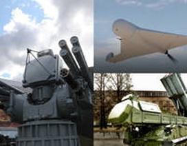 Nga đưa dàn vũ khí tối tân tới triển lãm quân sự