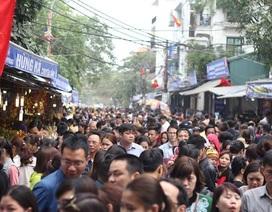 Chủ tịch Hà Nội yêu cầu cán bộ không đi lễ hội để tập trung làm việc