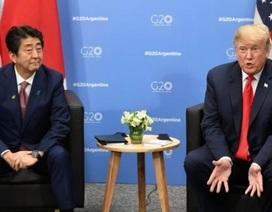 Sự thật về việc Thủ tướng Abe đề cử ông Trump nhận giải Nobel Hòa bình