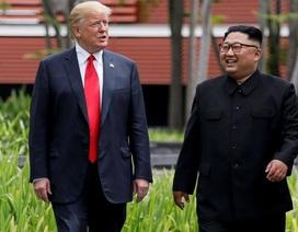 """Triều Tiên kỳ vọng quan hệ """"đột phá"""" với Mỹ thông qua thượng đỉnh Trump-Kim"""
