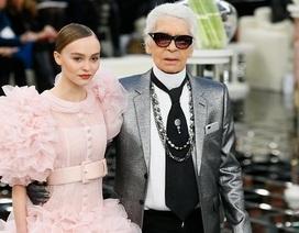 """Những """"nàng thơ"""" của Karl Lagerfeld"""