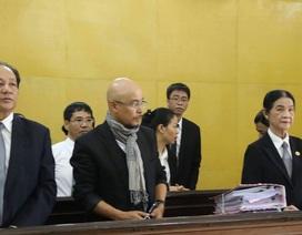 Vợ chồng chủ cà phê Trung Nguyên gay gắt chuyện tiền nuôi con tại tòa