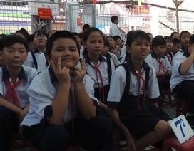 TPHCM: Khảo sát toàn bộ học sinh lớp 7