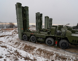 Bão phá hủy tên lửa S-400 Nga bàn giao cho Trung Quốc