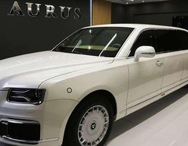 Hé lộ nội thất của xe Tổng thống Nga Putin