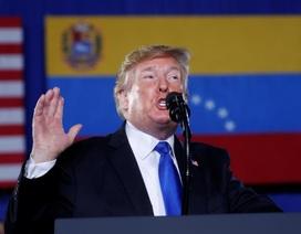 """Ông Trump ra """"tối hậu thư"""" cho quân đội Venezuela, cảnh báo để ngỏ mọi phương án"""