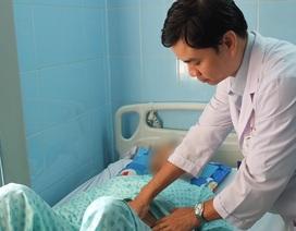 Suýt chết vì vỡ động mạch nhầm với đau bụng