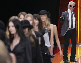 Thế giới của Karl Lagerfeld