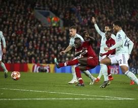 Bayern Munich cầm hòa Liverpool tại Anfield