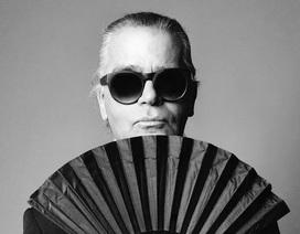 Karl Lagerfeld: Muốn giỏi nhất, phải nghĩ mình còn lười và còn kém