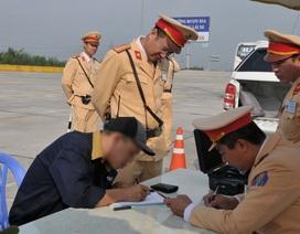 Bộ Công an xây dựng, vận hành trung tâm điều khiển giao thông