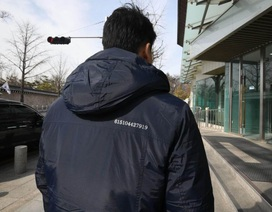 Giải mã dãy số trên áo các nhân viên chính phủ Hàn Quốc trước thượng đỉnh Trump-Kim