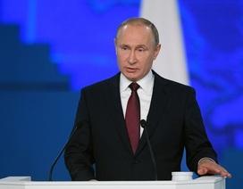 Tổng thống Putin cảnh báo đáp trả nếu Mỹ triển khai tên lửa gần Nga
