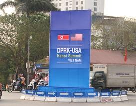 Hà Nội chỉnh trang đường phố trước thượng đỉnh Mỹ - Triều