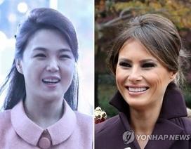 Dư luận mong chờ cuộc gặp tiềm năng giữa hai đệ nhất phu nhân Mỹ-Triều