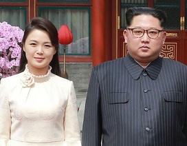 """Phong cách thanh lịch giúp phu nhân ông Kim Jong-un trở thành """"biểu tượng thời trang"""""""