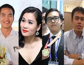 14h chiều nay, 4 đề cử Gương mặt trẻ tiêu biểu 2018 giao lưu cùng độc giả Dân trí