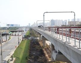"""TPHCM xin Thủ tướng """"giải cứu"""" tuyến metro số 1"""