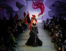 PHUONG MY cộng tác với Ekip thời trang hàng đầu thế giới tại NYFW