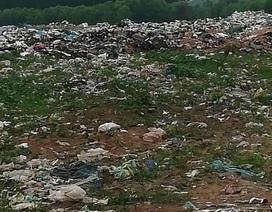 Hàng chục hộ dân chặn xe chở rác phản đối ô nhiễm kinh hoàng tại Quảng Trị!