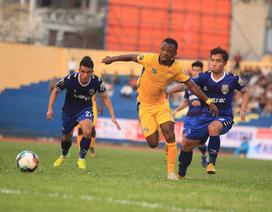 Thanh Hoá hoà Bình Dương trong trận mở màn V-League 2019