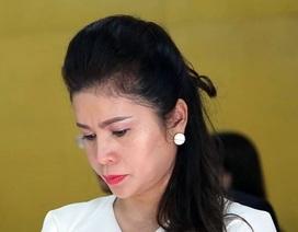Bà Lê Hoàng Diệp Thảo muốn rút đơn ly hôn, ông Đặng Lê Nguyễn Vũ không đồng ý