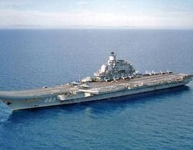 Vì sao cường quốc quân sự Nga không thiết tha tàu sân bay?