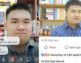 """""""Chuyên gia livestream"""" Vũ Minh Hiếu gợi ý""""bí kíp"""" chốt đơn hàng online thành công"""