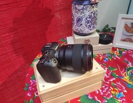 Canon ra mắt máy ảnh full-frame EOS RP gọn nhẹ, giá 38 triệu đồng