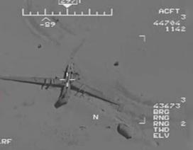 Iran tung bằng chứng chiếm quyền kiểm soát máy bay không người lái của Mỹ