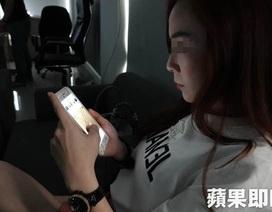 Luôn đặt màn hình điện thoại sáng tối đa, cô gái thủng 500 lỗ trên giác mạc