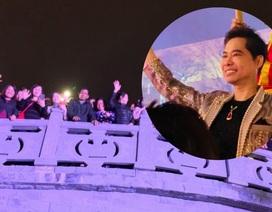 Người dân Bắc Ninh chen lấn xem Ngọc Sơn hát quan họ
