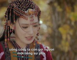 """Màn """"ngược tâm"""" đầu tiên trong phim """"Đông cung"""" khiến khán giả rơi lệ"""