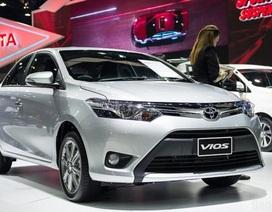 Tháng ngâu, tiêu thụ dòng xe sedan giảm cả nghìn chiếc