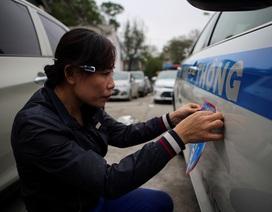 Dàn xe dẫn đoàn CSGT Hà Nội sẵn sàng cho Thượng đỉnh Mỹ - Triều