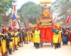 Lễ hội truyền thống đền Quả Sơn được công nhận di sản văn hóa phi vật thể quốc gia