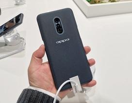 Oppo trình làng smartphone zoom quang 10X đầu tiên trên thế giới